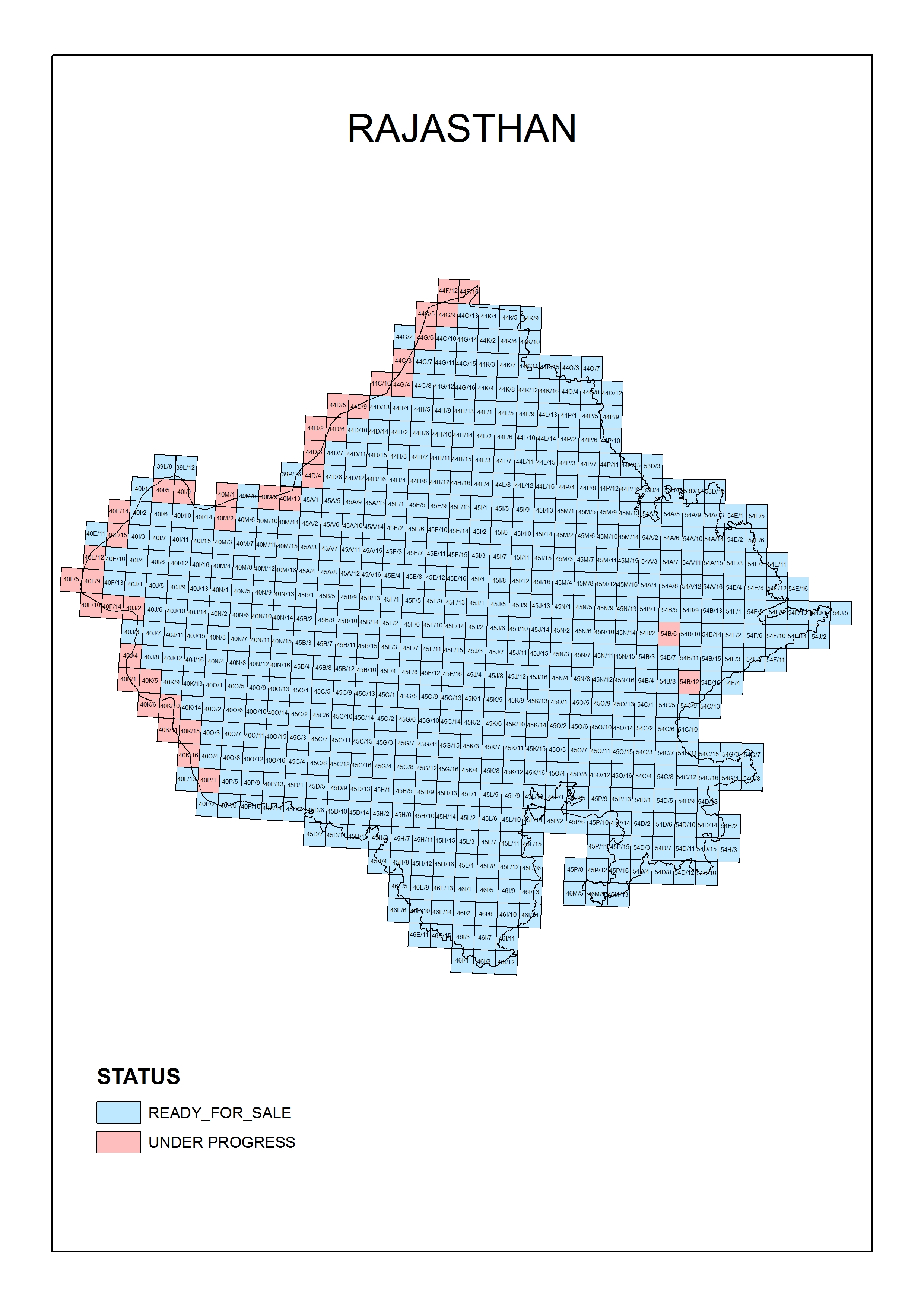 Open Series Maps(OSM): Survey of India on